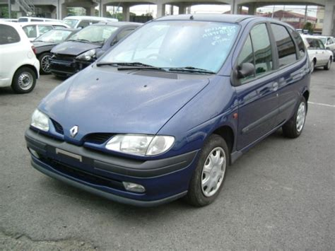 renault megane scenic 1999 used for sale