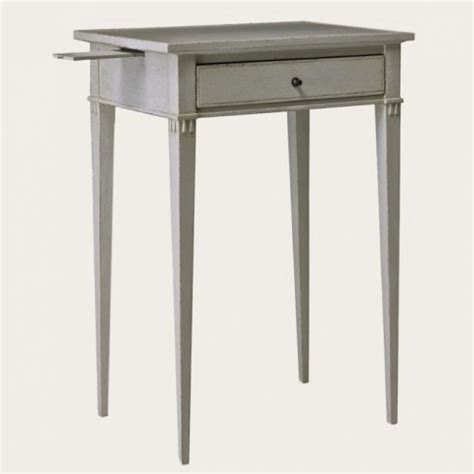 Small Side Table With Shelf by Side Table With Small Candle Shelf Furniture Gustavian