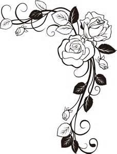 rose vine drawings free download clip art free clip