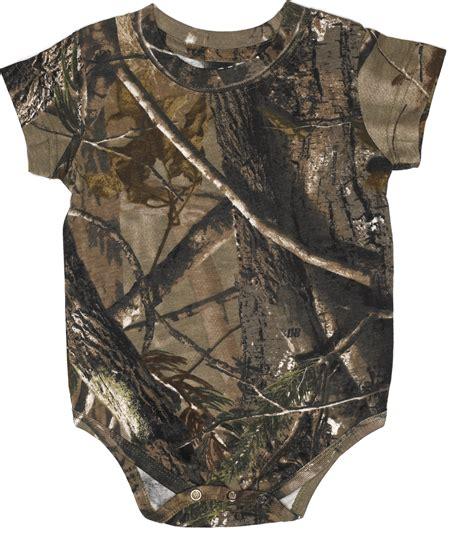 Realtree camo bodysuit baby milano