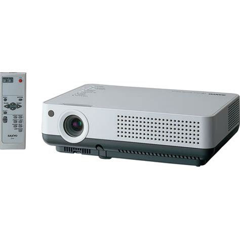 Proyektor Sanyo Sanyo Plc Xw55a Lcd Projector Plc Xw55a B H Photo