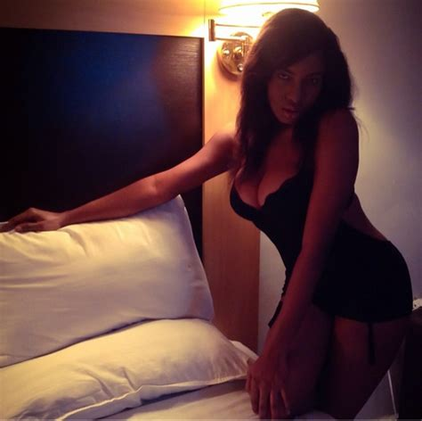 photo nigerian actress chika ike post very extremely sexy