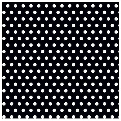 Polka Bintik by Black Polka Dot Wallpaper Wallpapersafari