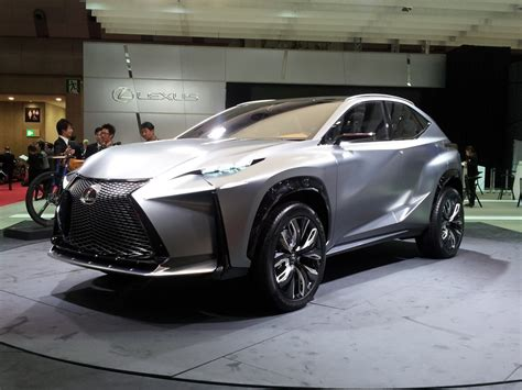 lexus crossover 2013 image lexus lf nx turbo advanced crossover concept 2013
