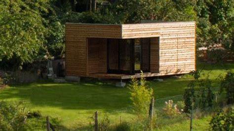 gartenhaus wohnen wohnen im gartenhaus erlaubt das beste aus wohndesign