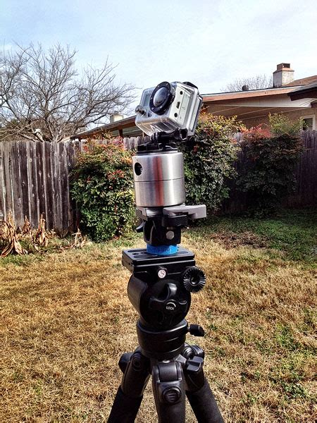 Ikea Egg Timer pano time lapse with gopro hero2 and ikea timer 171 g