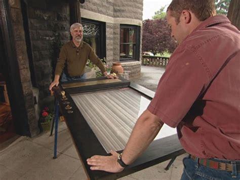 replace  glass insert   door  tos diy
