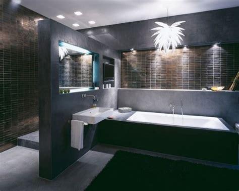 Badezimmer Modern Schwarz by Luxus Badezimmer Modern
