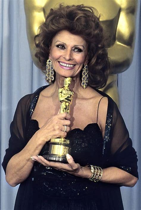 film premio oscar sophia loren