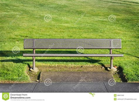 park bench productions park bench stock photography image 28651592