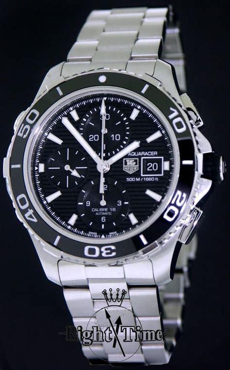 tag heuer aquaracer 500m chronograph cak2110 ba0833 pre