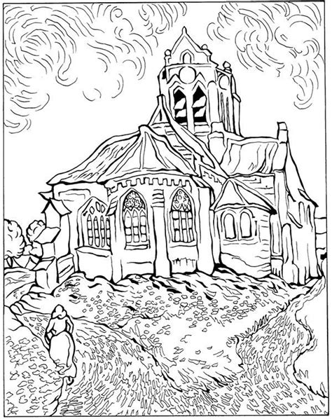 libro coloring book vincent van coloring page vincent van gogh kids n fun coloring van gogh vans and coloring