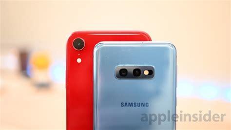 iphone xr versus galaxy s10e photo quality comparison