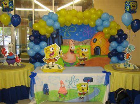 spongebob centerpiece decorations spongebob decorations www imgkid the image