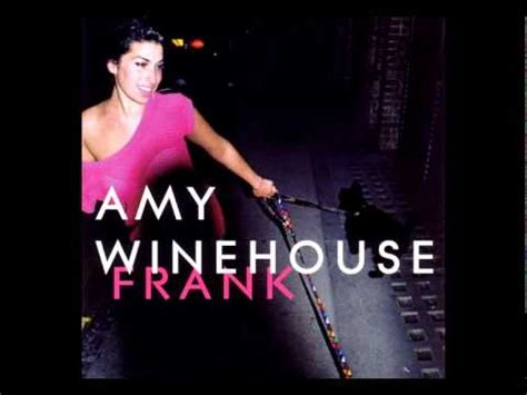 in my bed amy winehouse amy winehouse in my bed frank youtube