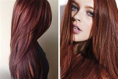 Modele Couleur Cheveux by Choisir Une Coloration Acajou Pour Les Cheveux