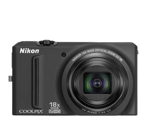 Nikon Coolpix S9100 Camera
