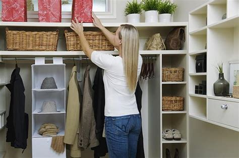 how to organize in a closet creative ways to organize your closets p g everyday p