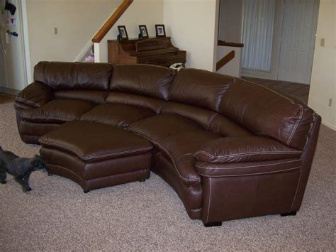 half circle couch circular leather couch couch ideas