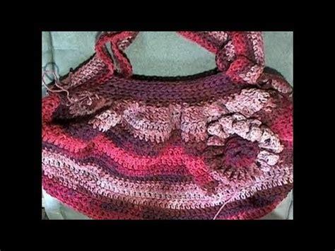 bag pattern youtube beginner hobo bag crochet tutorial youtube
