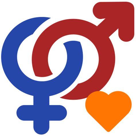 imagenes simbolos hombre y mujer iconos de corazones cupidos y figuras de amor