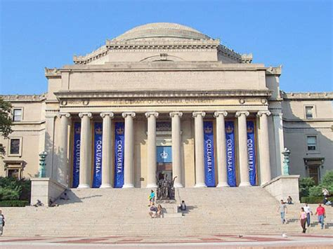 Columbia Haas Mba by Top 10 Best Business Schools In The U S For Mba
