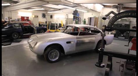 Aston Martin Restoration by Db5 Aston Martin Restoration Project Part 1