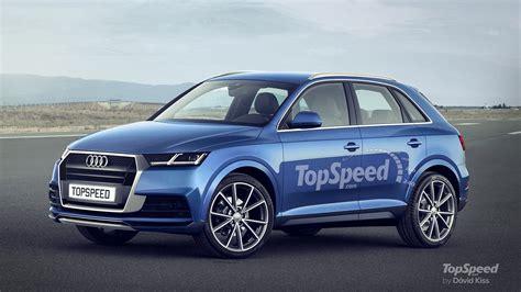 Audi Q1 2016 2016 audi q1 picture 630410 car review top speed