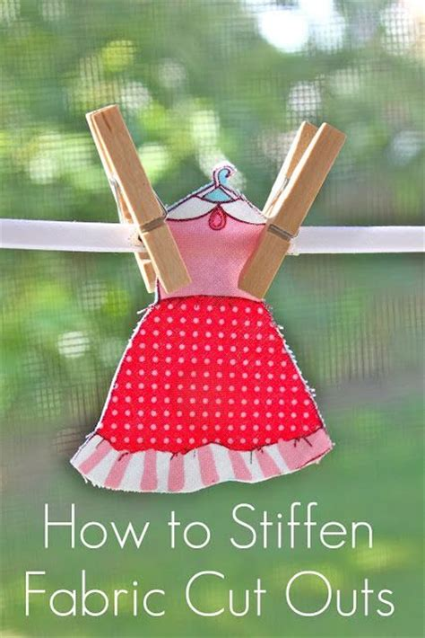 How To Make Fabric Stiff Like Paper - how to make fabric stiff like paper how to stiffen