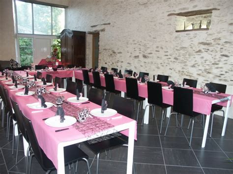 Disposition De Table Mariage by Disposition Table Mariage Pour 30 Personnes Ustensiles