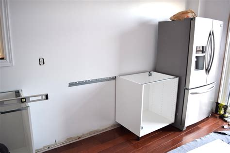 how to design and install ikea sektion kitchen cabinets installing your ikea sektion kitchen tips and tricks
