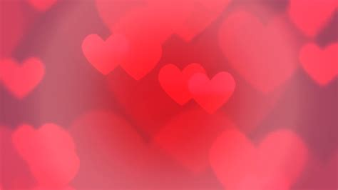hearts background s day hearts background loop motion background