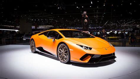 Lamborghini Show Lamborghini Shows Us Proof Huracan Performante Ring