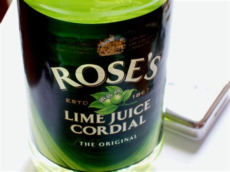 lime cordial recipe accompaniments