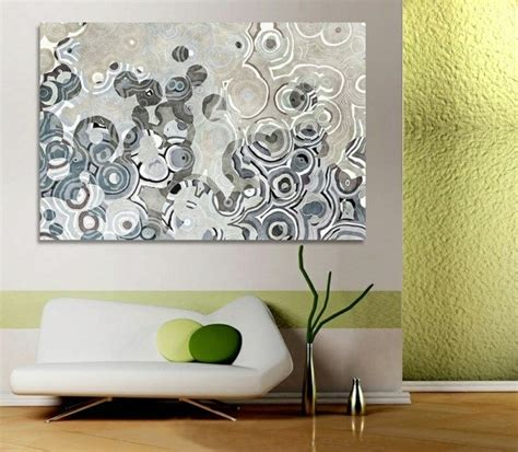 Paintings To Decorate Home by Tableau Art Contemporain Accent Dans L Int 233 Rieur Moderne