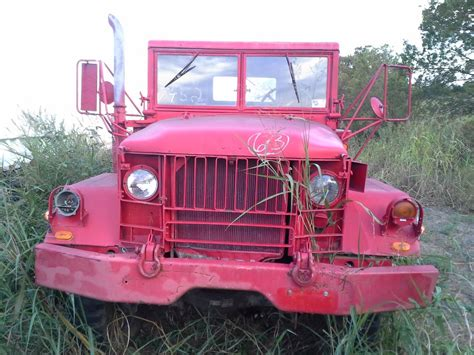 jeep kaiser 6x6 no123 6x6 m35a2 kaiser jeep
