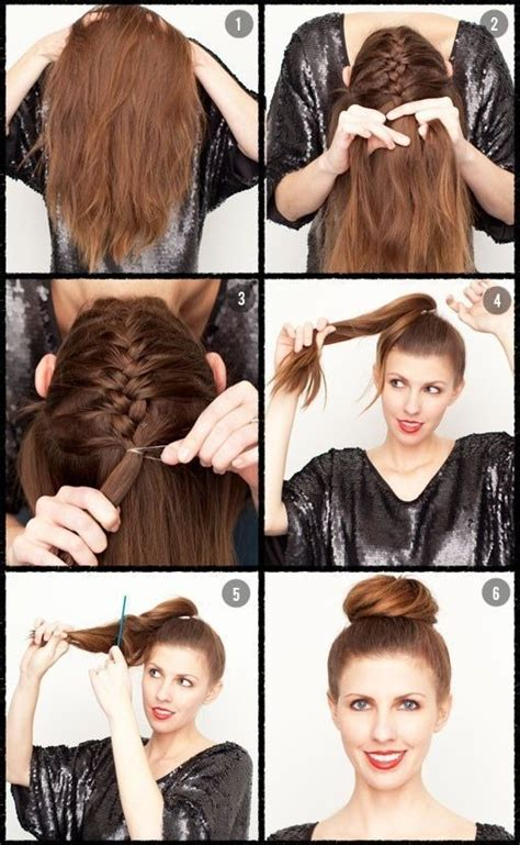 easy haircuts you can do at home 16 easy and creative hairstyles that you can replicate at