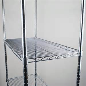 commercial wire shelving chrome wire shelving unit storage racking new heavy duty