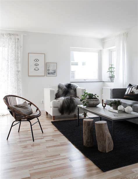 nordic style living room decordots cozy scandinavian living room