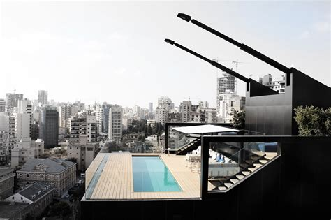 B Beirut Penthouse Apartment With An Interesting Layout In Beirut Lebanon