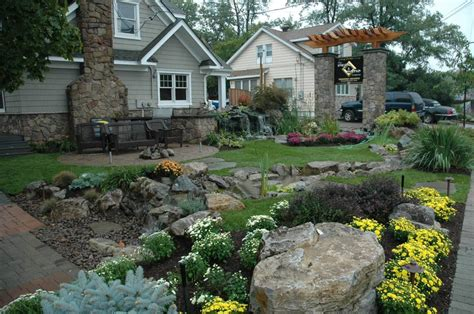 Landscape Design Huntington Ny Deck And Patio Company Landscaping 189 Broadway