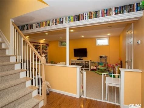 liking the half walls basement garage remodel ideas 17 best images about pony walls on pinterest 2 story