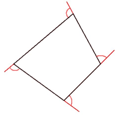 Polygons Exterior And Interior Angles by Interior Exterior Angles Of Polygons