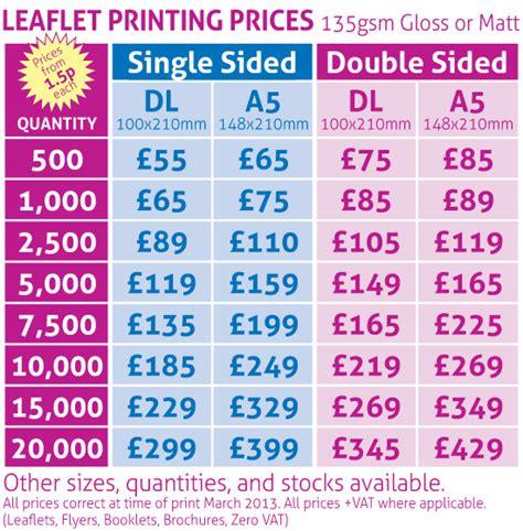 flyer design price list in india leaflet printing flyer printing dps print 4 u