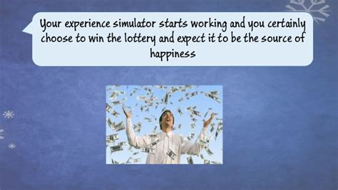 Winning The Lottery Vs Mba by Mbaskills In The Surprising Science Of Happiness
