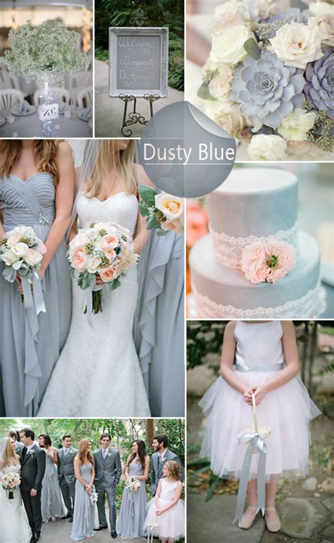 10 wedding colors ideas and wedding invitations for