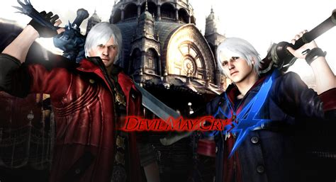 mod the sims dante devil may cry 4 dante and nero devil may cry by xionsayuri on deviantart