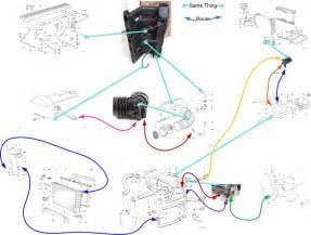 engine diagram of 1994 bmw 318