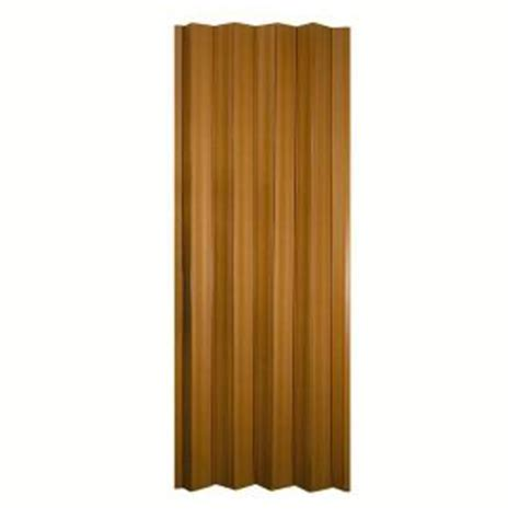 accordion doors interior home depot spectrum 36 in x 80 in oakmont vinyl cherry accordion