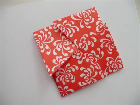 Origami Paper Pouch - froth and tato pouch